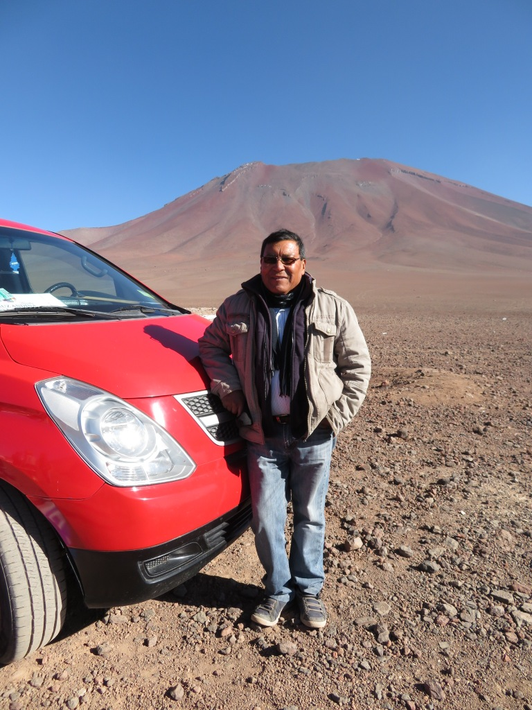 Tour Guide Bolivia HB