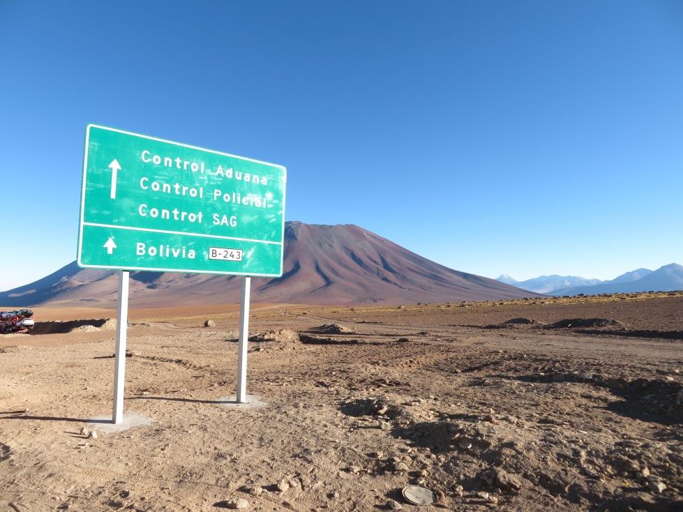 Boarder Crossing, Bolivia