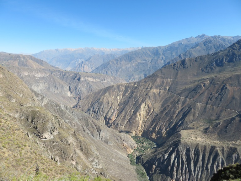 Colca Canyon, Peru HB