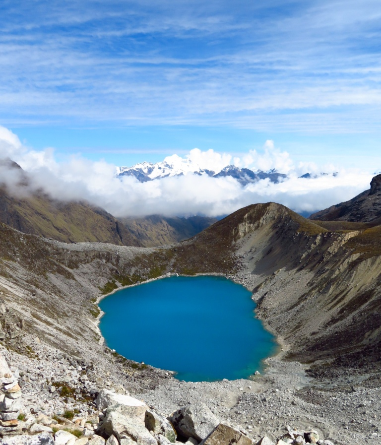 Salkantay Lake HB