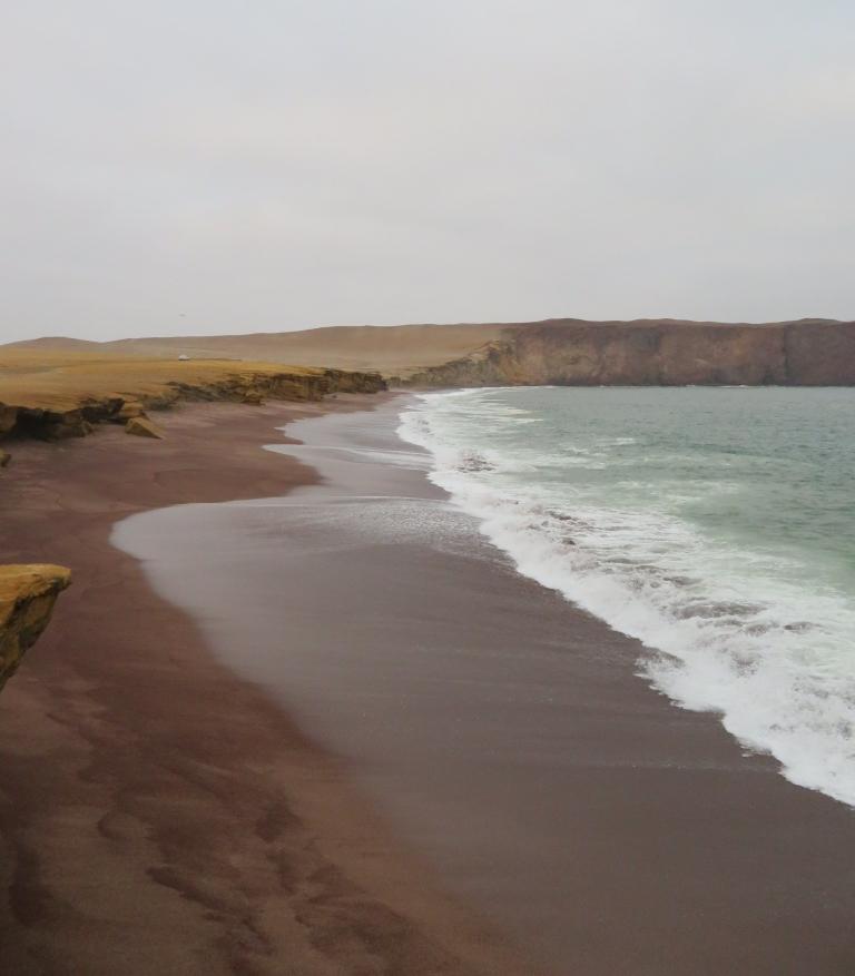 Red Beach, Peru HB