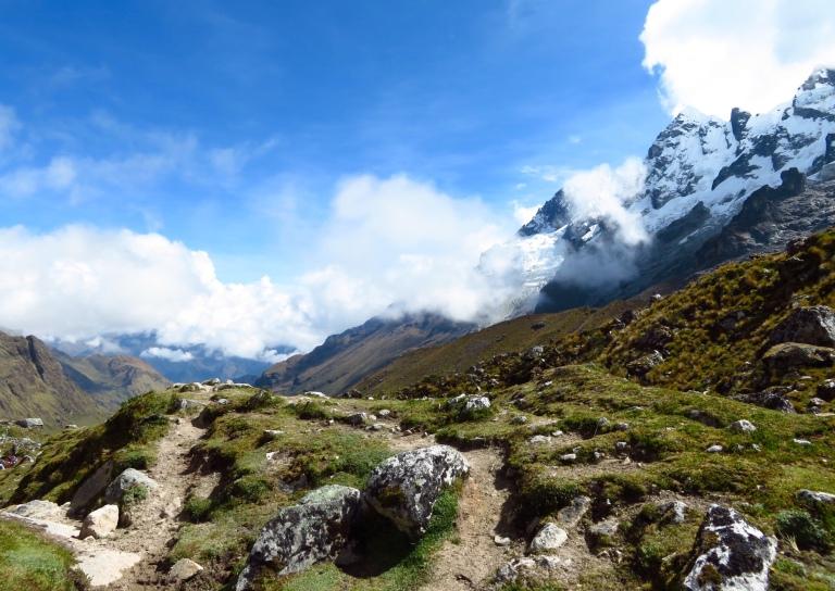 Salkantay Trail HB
