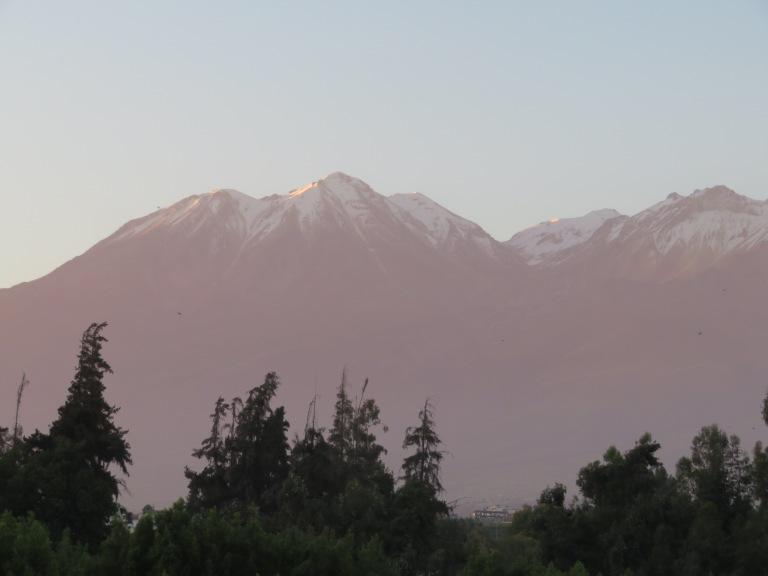 Volcano Arequipa  HB